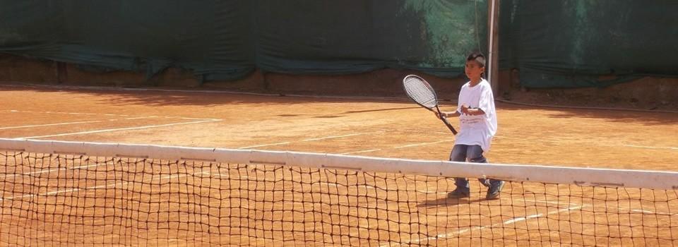 tenis la cabaña