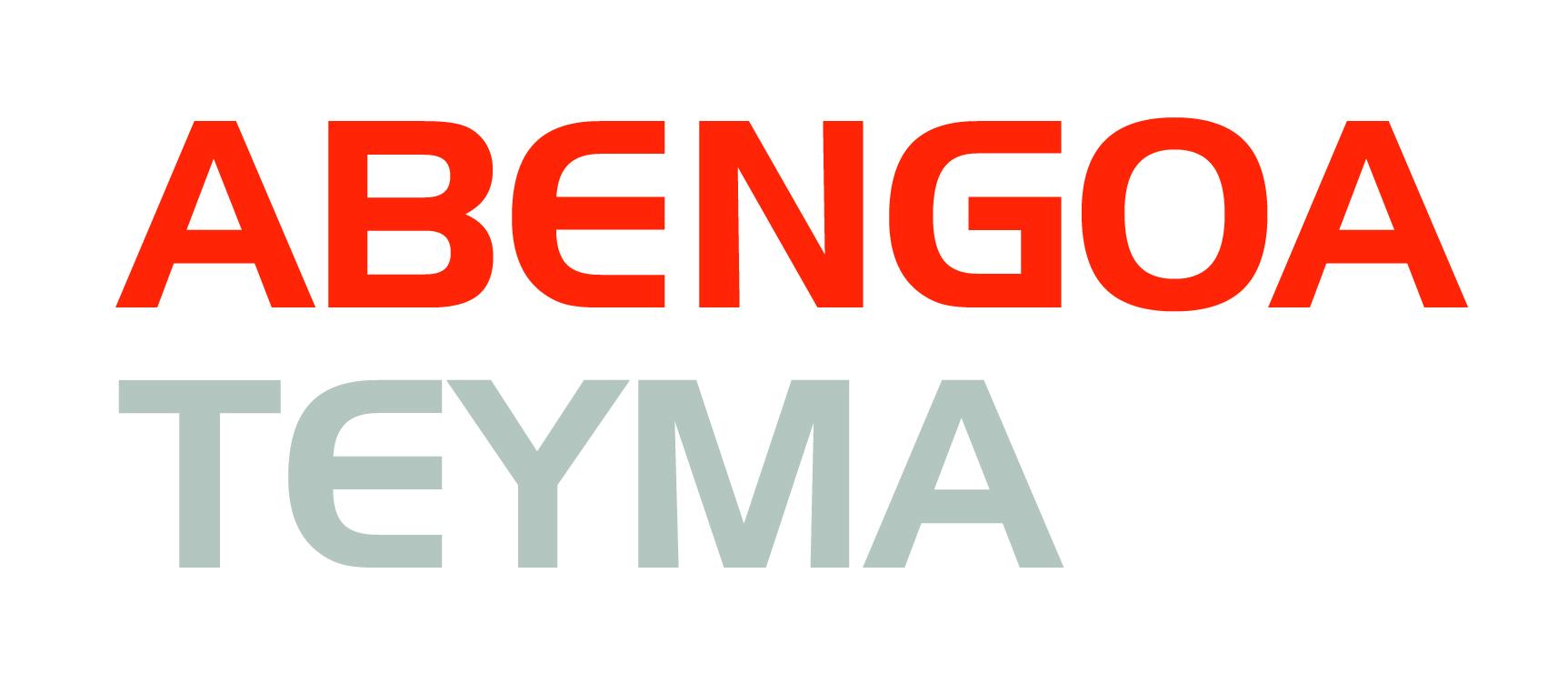 Logo Abengoa Teyma